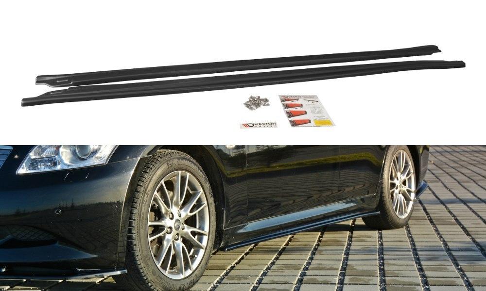 Dokładki Progów Infiniti G37 Sedan - GRUBYGARAGE - Sklep Tuningowy
